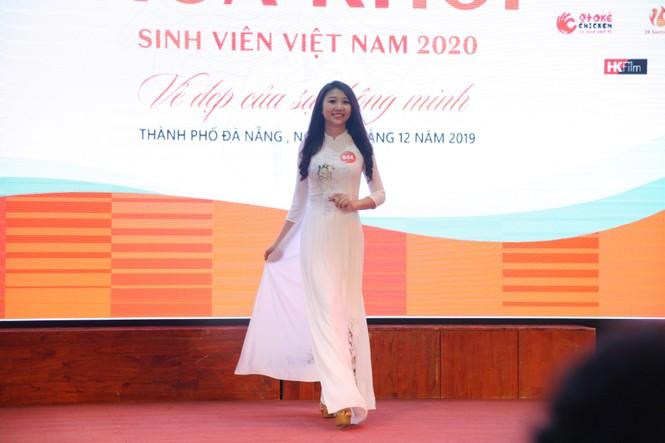 Hơn 80 thí sinh dự sơ khảo Hoa khôi Sinh viên Việt Nam tại Đà Nẵng - ảnh 6