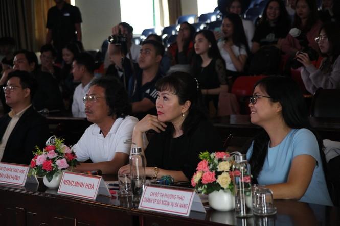 Hơn 80 thí sinh dự sơ khảo Hoa khôi Sinh viên Việt Nam tại Đà Nẵng - ảnh 5
