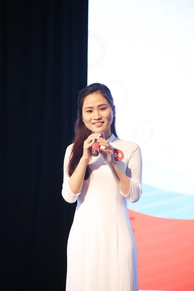Hơn 80 thí sinh dự sơ khảo Hoa khôi Sinh viên Việt Nam tại Đà Nẵng - ảnh 9