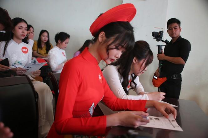 Hơn 80 thí sinh dự sơ khảo Hoa khôi Sinh viên Việt Nam tại Đà Nẵng - ảnh 3