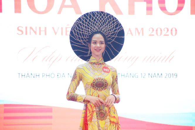 Hơn 80 thí sinh dự sơ khảo Hoa khôi Sinh viên Việt Nam tại Đà Nẵng - ảnh 7