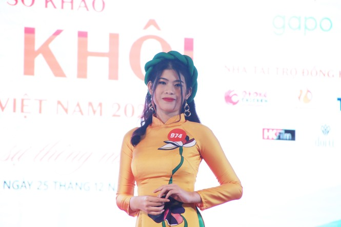 Hơn 80 thí sinh dự sơ khảo Hoa khôi Sinh viên Việt Nam tại Đà Nẵng - ảnh 4