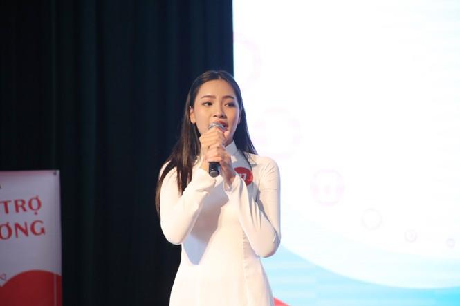 Hơn 80 thí sinh dự sơ khảo Hoa khôi Sinh viên Việt Nam tại Đà Nẵng - ảnh 10