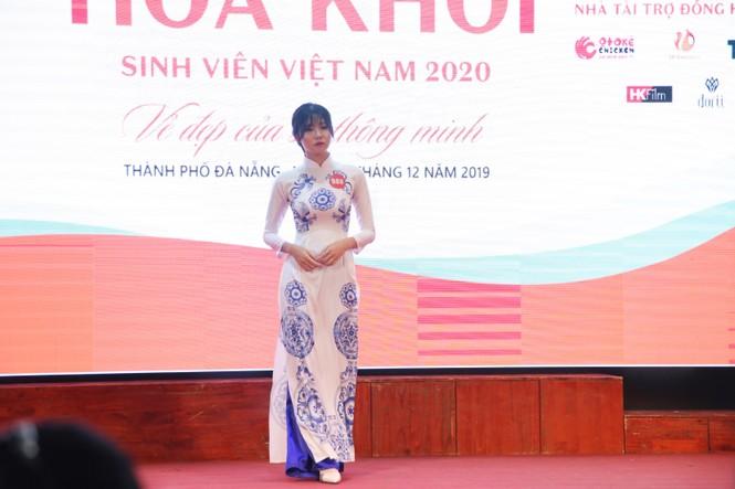 Hơn 80 thí sinh dự sơ khảo Hoa khôi Sinh viên Việt Nam tại Đà Nẵng - ảnh 8