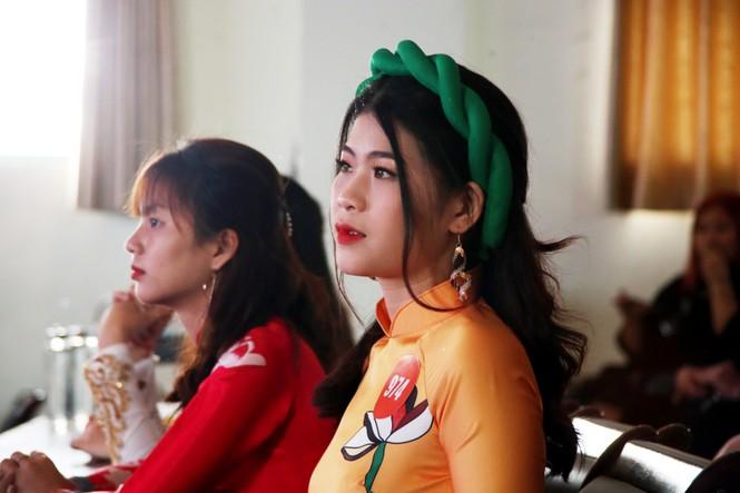 Hơn 80 thí sinh dự sơ khảo Hoa khôi Sinh viên Việt Nam tại Đà Nẵng - ảnh 2
