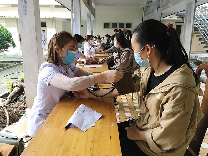 Chủ nhật Đỏ tại Đà Nẵng dự kiến thu về 1000 đơn vị máu  - ảnh 10