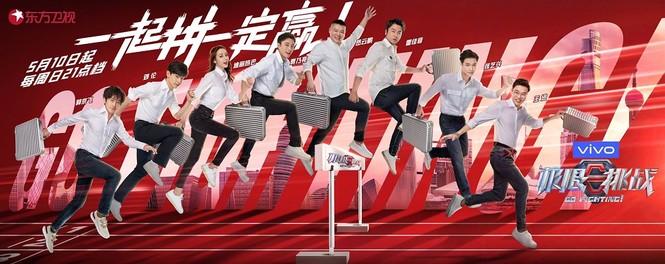 Một chương trình truyền hình Trung Quốc bị tố sao chép