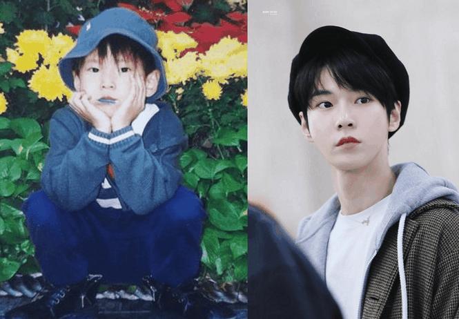 Góc tò mò: Các idol K-Pop trông như thế nào khi còn là bé thiếu nhi? - ảnh 8