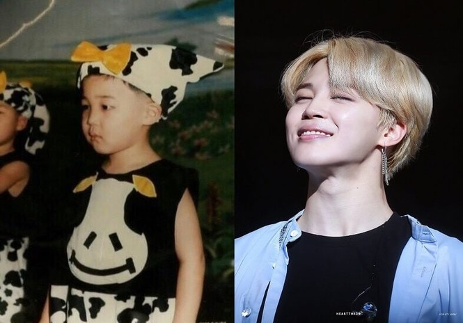 Góc tò mò: Các idol K-Pop trông như thế nào khi còn là bé thiếu nhi? - ảnh 6