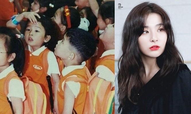 Góc tò mò: Các idol K-Pop trông như thế nào khi còn là bé thiếu nhi? - ảnh 1
