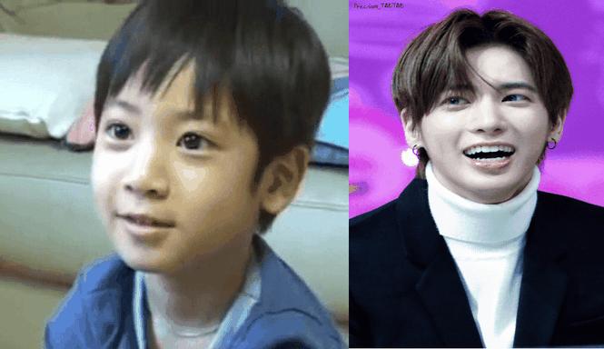 Góc tò mò: Các idol K-Pop trông như thế nào khi còn là bé thiếu nhi? - ảnh 9