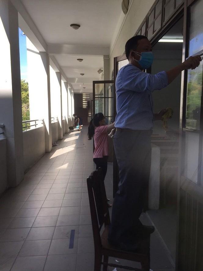Ngày đầu tiên chính thức đến trường của teen Đà Nẵng trong năm học mới - ảnh 1