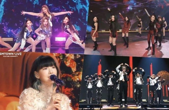 SM vượt mặt BTS, lập kỷ lục concert online có nhiều người xem nhất Hàn Quốc? - ảnh 1
