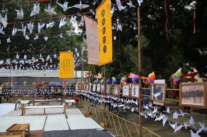 Đi đâu cuối tuần: Check-in lễ hội văn hoá ẩm thực Nhật Bản Oshougatsu 2021 - ảnh 2
