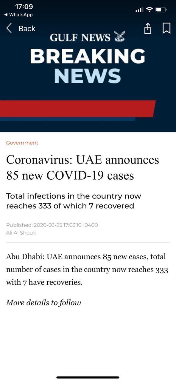COVID-19: Khu vực Trung Đông đóng băng mọi hoạt động để ngăn chặn virus Corona lây lan như thế nào? - ảnh 5