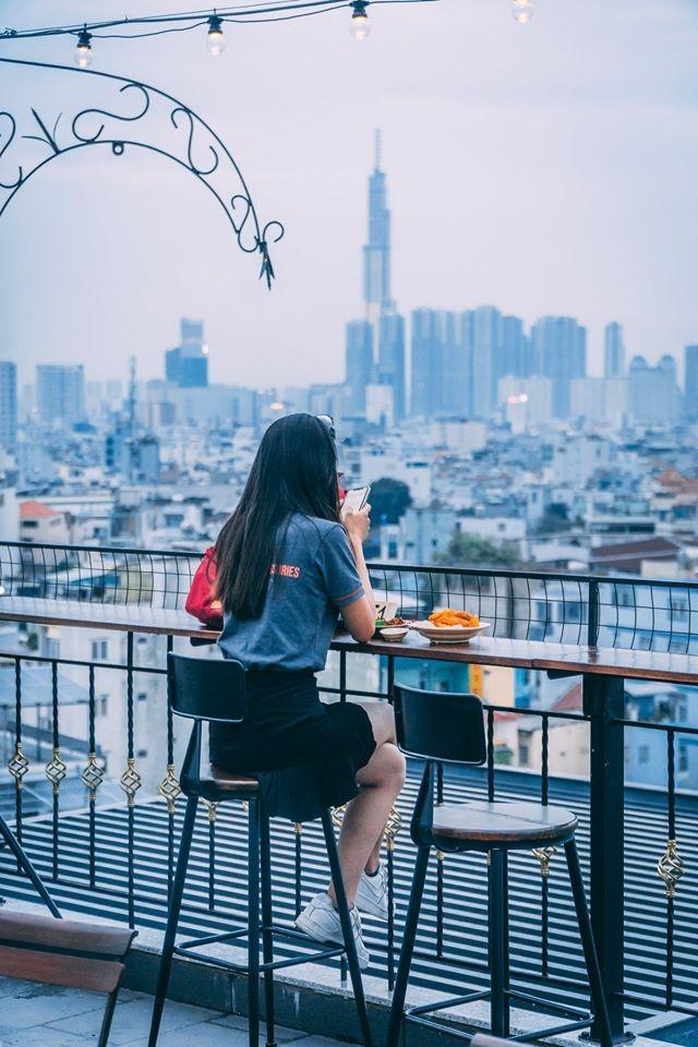 Top 10 những địa điểm liên hoan lớp sang-xịn-mịn ở Sài Gòn  - ảnh 2