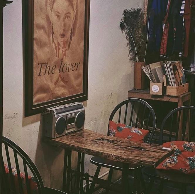 Ngược dòng thời gian quay trở về những tiệm cà phê mang phong cách Sài Gòn xưa - ảnh 6