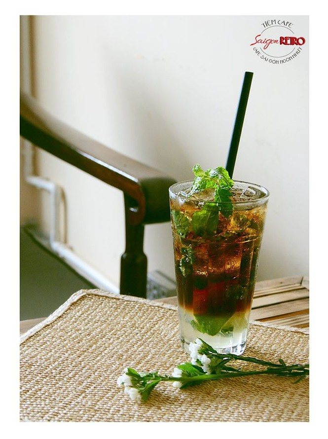 Ngược dòng thời gian quay trở về những tiệm cà phê mang phong cách Sài Gòn xưa - ảnh 8
