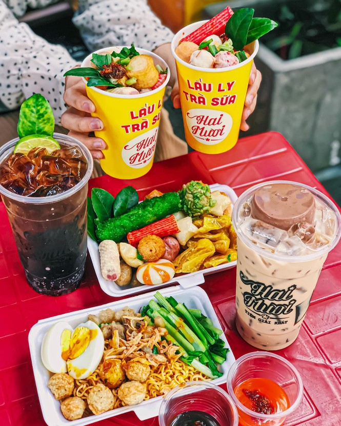 Sài Gòn trở lạnh, cùng gõ cửa thế giới xiên que và gà nướng phô mai - ảnh 4