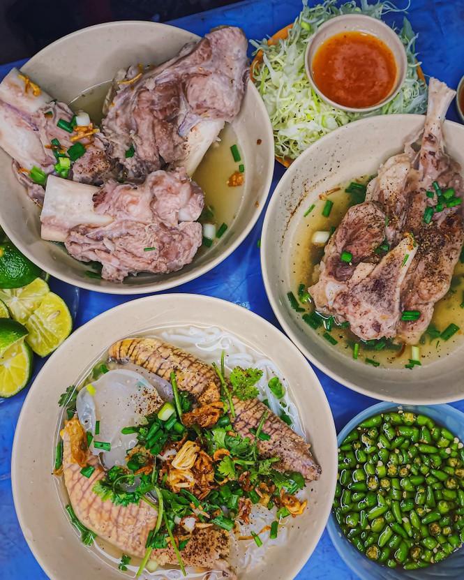 Bản đồ ăn vặt Phan Rang và bún chả sứa Nha Trang dành cho những chiếc bụng đói - ảnh 5
