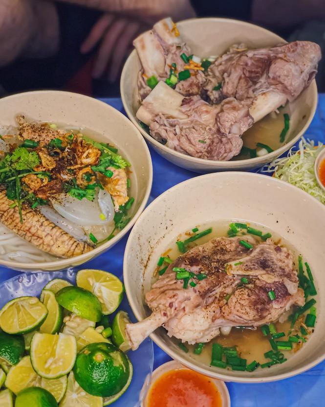 Bản đồ ăn vặt Phan Rang và bún chả sứa Nha Trang dành cho những chiếc bụng đói - ảnh 7