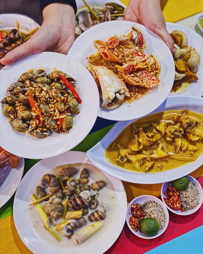 """Bạn chọn ăn hải sản """"hạt dẻ"""" vỉa hè hay hải sản kiểu buffet """"chanh xả""""? - ảnh 4"""