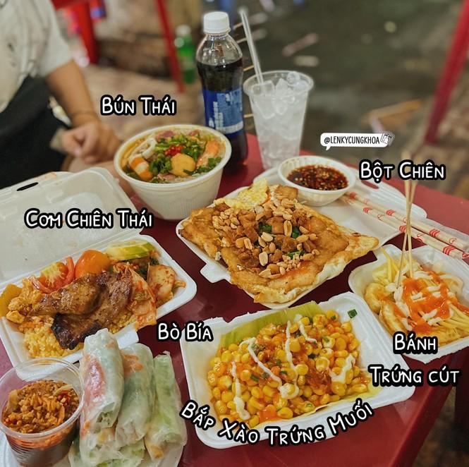 Hẹn hò Sài Gòn: Thực đơn ăn no nứt bụng dưới 100K - ảnh 1