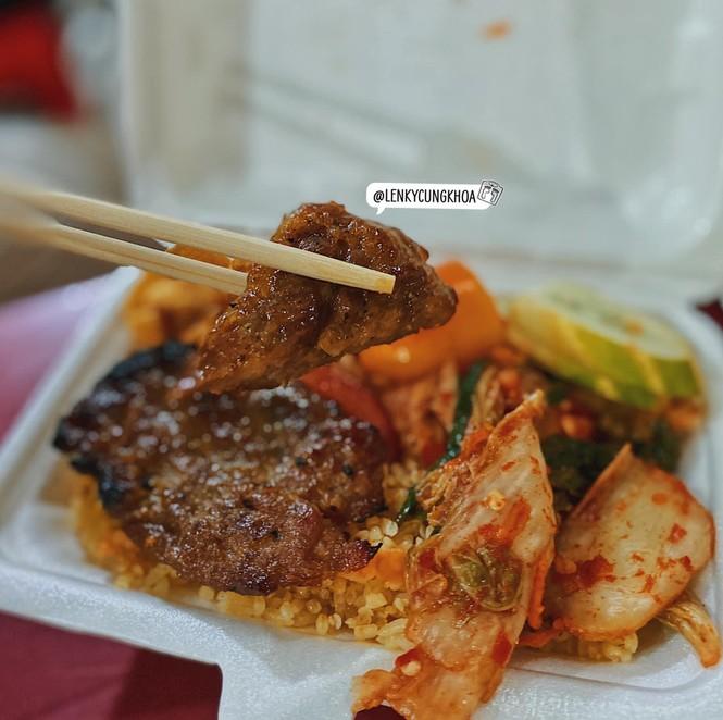 Hẹn hò Sài Gòn: Thực đơn ăn no nứt bụng dưới 100K - ảnh 2