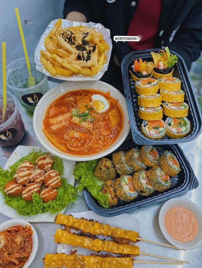 Hẹn hò Sài Gòn: Thực đơn ăn no nứt bụng dưới 100K - ảnh 5