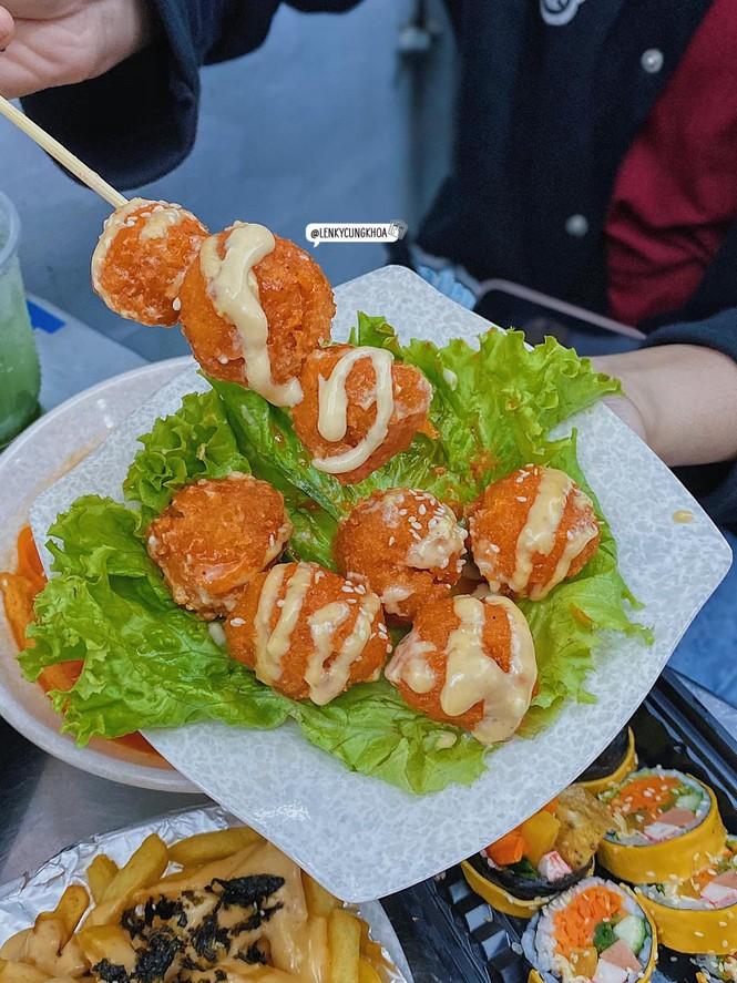 Hẹn hò Sài Gòn: Thực đơn ăn no nứt bụng dưới 100K - ảnh 8