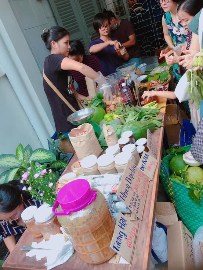 Chợ phiên Tháng Mười Hai: Thiên đường dành cho những tâm hồn yêu môi trường và mê đồ organic  - ảnh 6