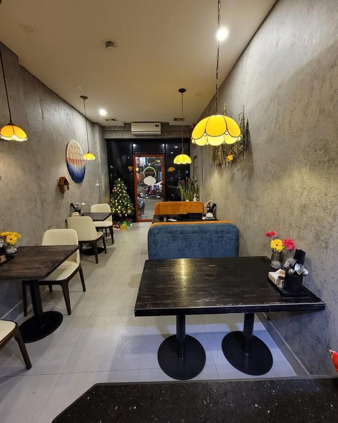"""Hà Nội phố: """"Đổi gió"""" với buffet chay healthy giá cực mềm, địa điểm lại xinh  - ảnh 5"""
