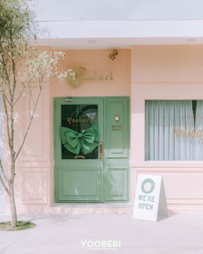 Những tiệm cà phê decor theo style Hàn Quốc bạn không thể