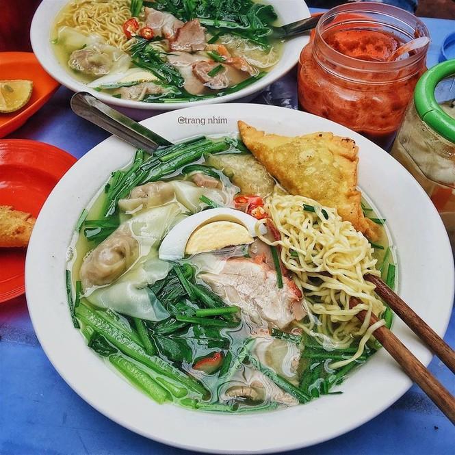 Hà Nội phố: Lấp đầy chiếc bụng đói với thực đơn ngon quên lối về tại Phố Cổ  - ảnh 3