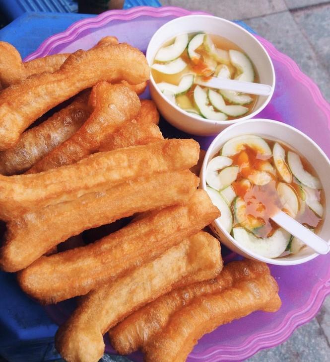 Hà Nội phố: Lấp đầy chiếc bụng đói với thực đơn ngon quên lối về tại Phố Cổ  - ảnh 6
