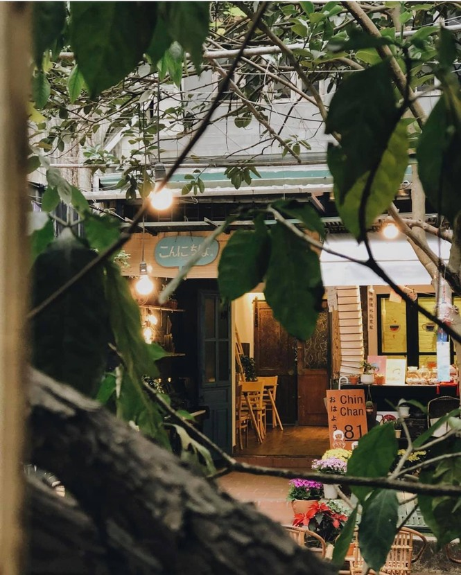 Hà Nội phố: Sống ảo chất lừ tại hai tiệm cà phê décor cực xinh theo phong cách Nhật Bản   - ảnh 5