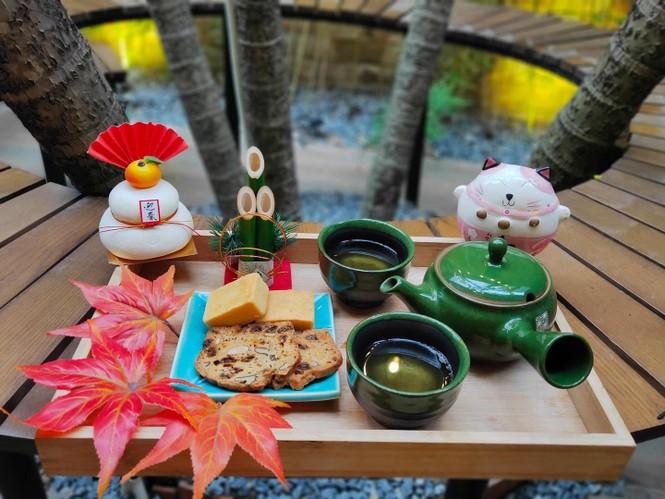 Hà Nội phố: Sống ảo chất lừ tại hai tiệm cà phê décor cực xinh theo phong cách Nhật Bản   - ảnh 9