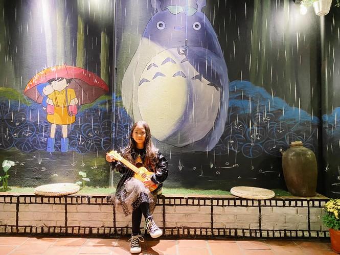 Hà Nội phố: Sống ảo chất lừ tại hai tiệm cà phê décor cực xinh theo phong cách Nhật Bản   - ảnh 1