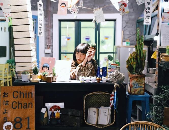 Hà Nội phố: Sống ảo chất lừ tại hai tiệm cà phê décor cực xinh theo phong cách Nhật Bản   - ảnh 2