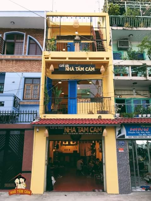 Tọa độ sống ảo chất lừ đầu năm với không gian Sài Gòn xưa bình dị  - ảnh 4