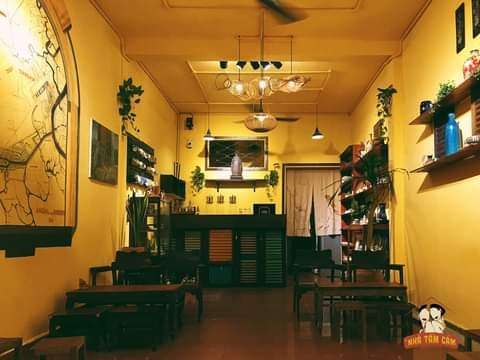 Tọa độ sống ảo chất lừ đầu năm với không gian Sài Gòn xưa bình dị  - ảnh 5