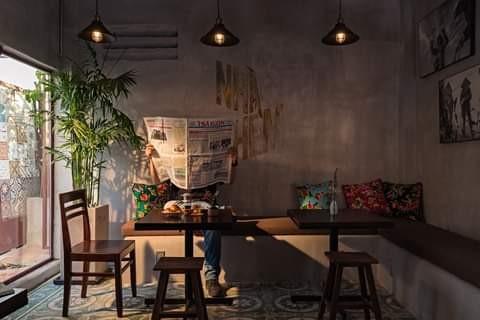 Tọa độ sống ảo chất lừ đầu năm với không gian Sài Gòn xưa bình dị  - ảnh 3