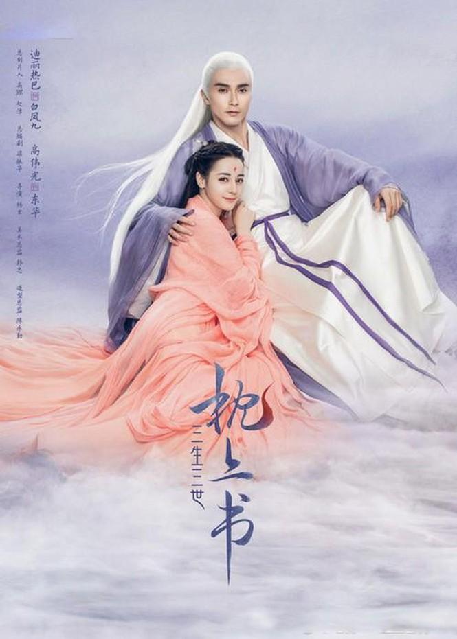 """5 cặp đôi nặng duyên màn ảnh Trung: Hứa Khải – Bạch Lộc 5 lần """"chung mâm"""", 3 lần yêu nhau - ảnh 3"""