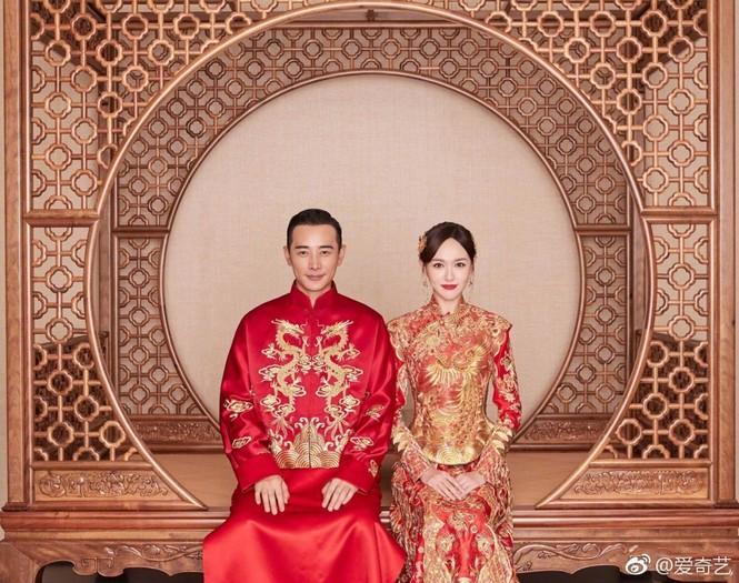 """5 cặp đôi nặng duyên màn ảnh Trung: Hứa Khải – Bạch Lộc 5 lần """"chung mâm"""", 3 lần yêu nhau - ảnh 4"""