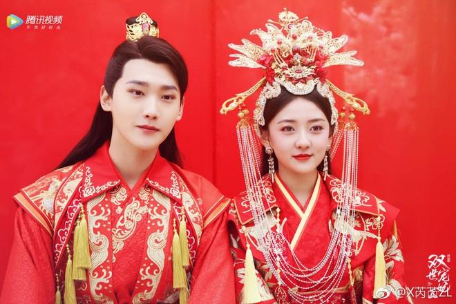 """5 cặp đôi nặng duyên màn ảnh Trung: Hứa Khải – Bạch Lộc 5 lần """"chung mâm"""", 3 lần yêu nhau - ảnh 2"""