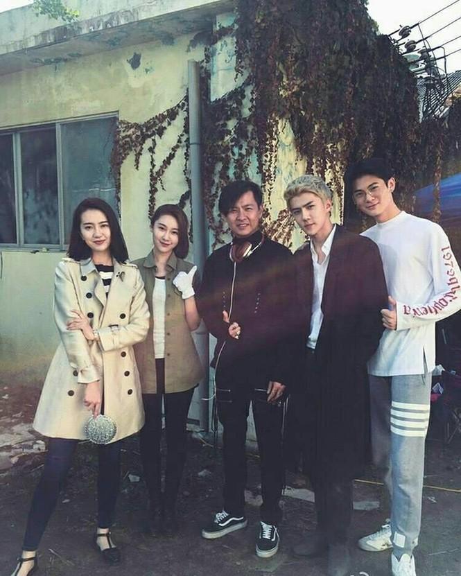 9 phim Hoa – Hàn xếp hàng chờ lên sóng: Oh Sehun, Park Minyoung… đổ bộ màn ảnh Trung - ảnh 4