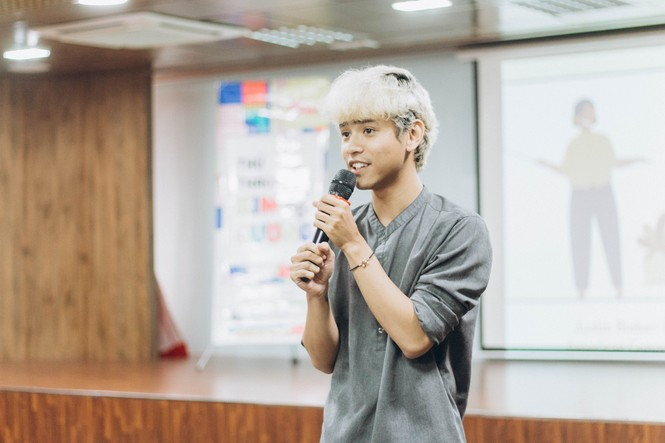 Thử Thách Kim Cương: Trở thành nhà báo thông minh cùng MC Thanh Thảo Hugo và Đinh Nho Khoa - ảnh 3