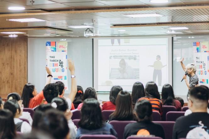 Thử Thách Kim Cương: Trở thành nhà báo thông minh cùng MC Thanh Thảo Hugo và Đinh Nho Khoa - ảnh 4