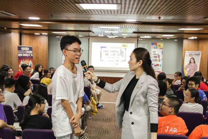 Thử Thách Kim Cương: Trở thành nhà báo thông minh cùng MC Thanh Thảo Hugo và Đinh Nho Khoa - ảnh 2