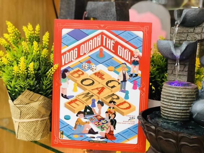"""Teen Việt """"rần rần"""" về tựa sách đầu tiên về boardgame, từ giờ ở nhà không còn chán! - ảnh 1"""